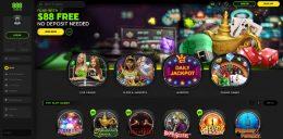 888 Casino Canada preview