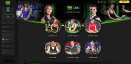 888 Casino Canada preview live casino