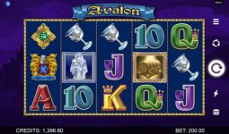 Avalon preview slot