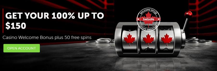 betsafe bonus Canada 2020