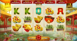 Imperial Riches preview slot