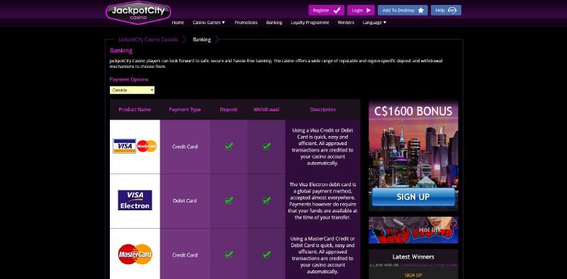 Mobile Casino Canada