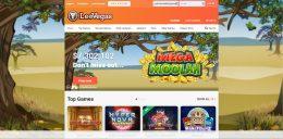 Leo Vegas Canada preview casino