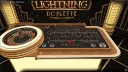 Lightning Roulette preview