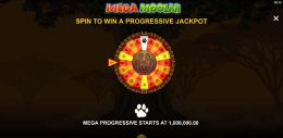 Mega Moolah preview jackpot
