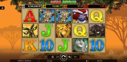Mega Moolah preview slot
