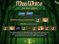 Miss White Feature