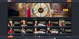 NetBet Canada preview live