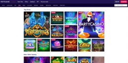 Party Casino Canads preview slots