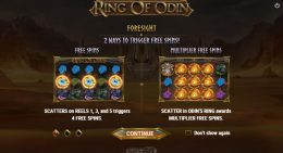 Ring of Odin Bonus